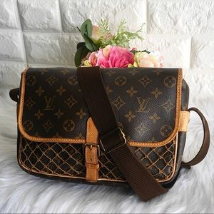 💖Louis Vuitton Congo Messenger PM MI1077